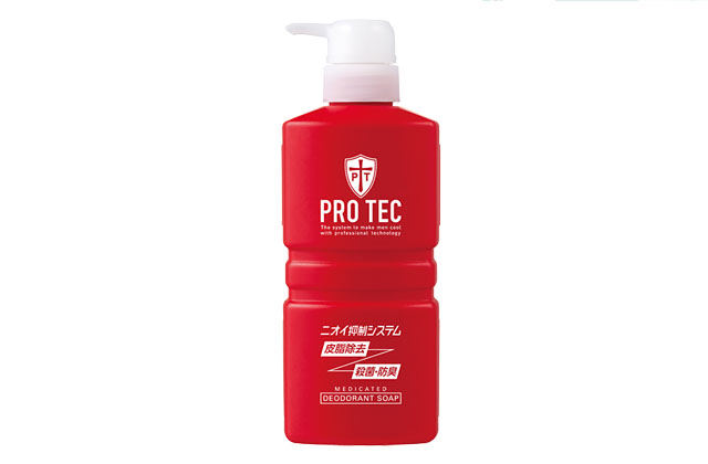 PRO TEC(プロテク) デオドラントソープ
